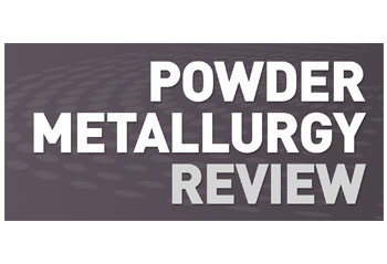 Powder Metallurgy Review Logo