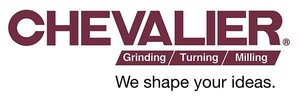 Chevalier Machinery, Inc. logo
