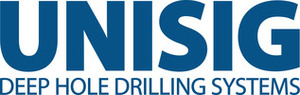 UNISIG Deep Hole Drilling Systems logo